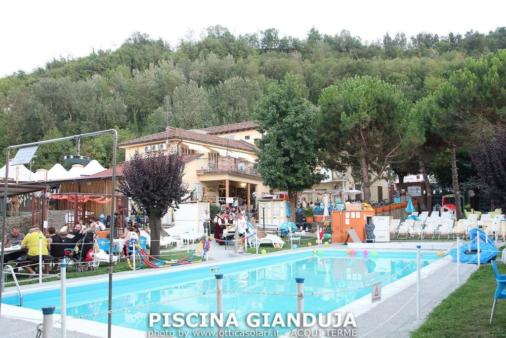 Albergo con piscina Acqui Terme