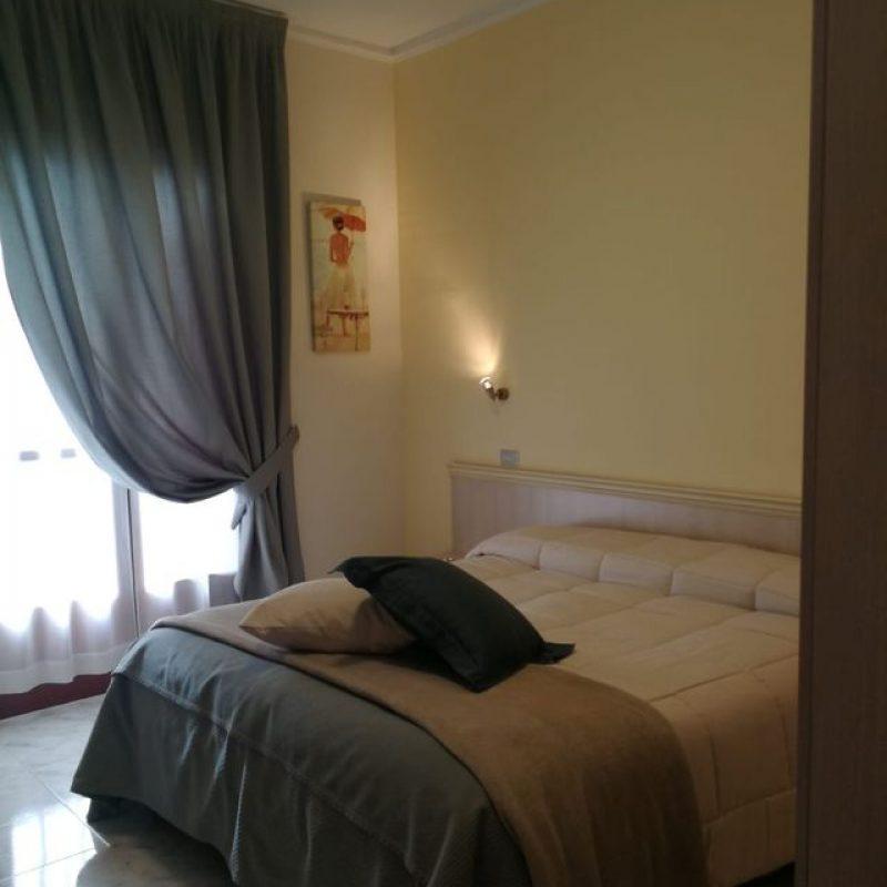 Camera matrimoniale Hotel Acqui Terme